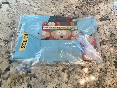 South Park - Chef Aid 1998 PROMO COUNTER DISPLAY STANDEE NEW IN PACKAGE RARE