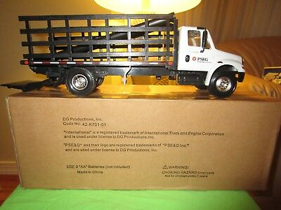 Pse+G Of Nj -New Toy Truck Gaspipe Mains Rare Collectible Toy