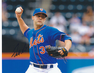 Dillon Gee Signed Autographed Ny New York Mets 8X10 Photo