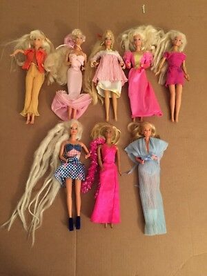 Barbie Doll Lot Of 8