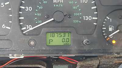 1999 Land Rover Discovery  Land Rover Discovery 2