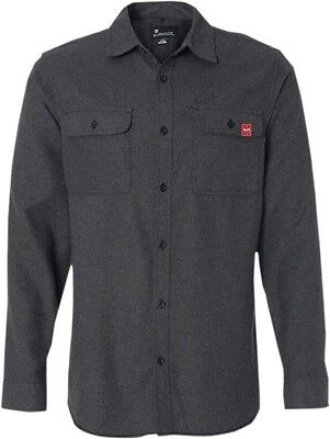 NEW Klock Werks Rider's Long Sleeve Flannel Shirt