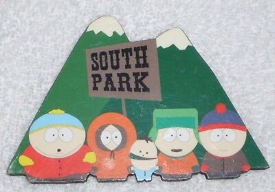 South Park Refrigerator Magnet
