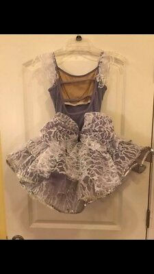 Sugar Plum Fairy Leo w/ Tutu Ballet Costume - Child Size 12