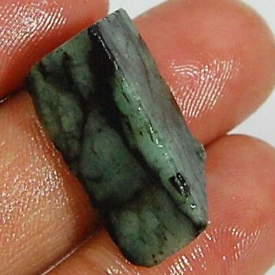 25.30 Cts Aaa Mineral Specimen 100% Natural Nice Emerald Rock Gemstone Rough