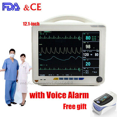"""12"""" ICU CCU Multipara Monitor Patient Monitor Life Vital signs  Patient Monitor"""