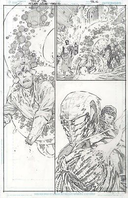 Suicide Squad: Rebirth issue 1 page 16 by Philip Tan