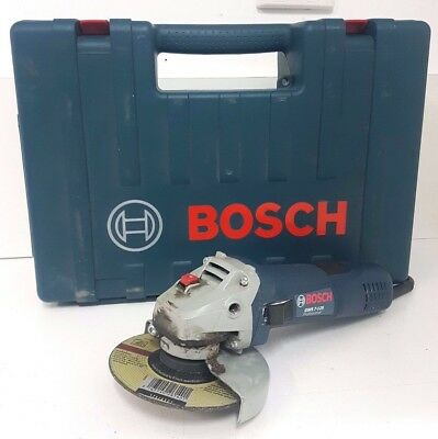 Bosch GWS7-125 Professional Angle Grinder 720W Corded Power Tool - In Carry Case
