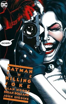 DC Mexico BATMAN: THE KILLING JOKE Harley Quinn 25th Anniversary Variant