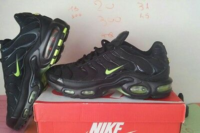 nike air max plus tn black green num 42 43 44 45 sped gratis pagam allaconsegna