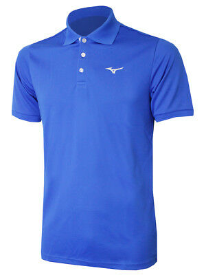 Mizuno Tech Performance Polo - Blue