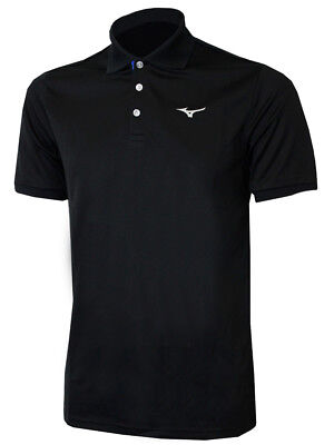 Mizuno Tech Performance Polo - Black