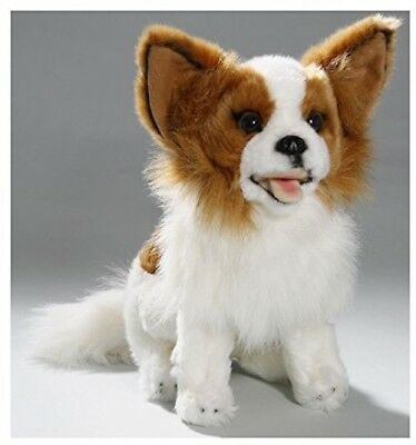Soft Toy Chihuahua sitting Dog 10'. [Toy]