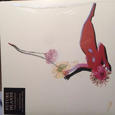 Future Islands - The Far Field - Limited White Vinyl - Hardly played - Nr Mint