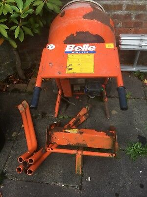 Belle Cement Mixers 240V
