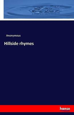 Hillside rhymes Anonymous