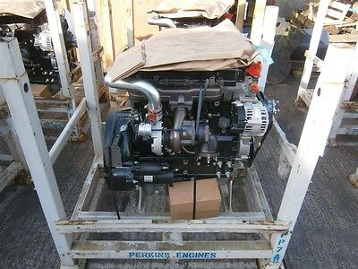 Perkins Engine - Replacement For caterpillar 3054 Engine For Digger/Powerscreen