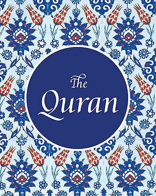 THE HOLY QURAN in English (Paperback) Islam Muslim Submit to Will of God