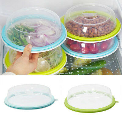 1XSilicone Plates Cover Platemate Microwavable Sealing Lids Fresh Keep Lid Home