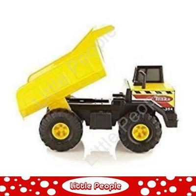 Tonka 93918 Classic Large Steel Toughest Mighty Dump Truck    rotating cabin
