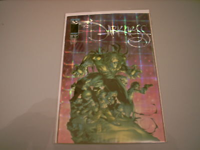Darkness : Vol 1 : Issue #11 (HoloPlaid Variant)