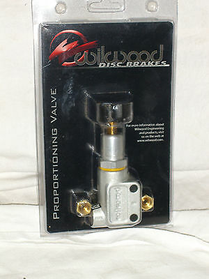 Proportioning Valve, Bremsregelventil , Hot Rod , Ratrod, Wilwood , Custom