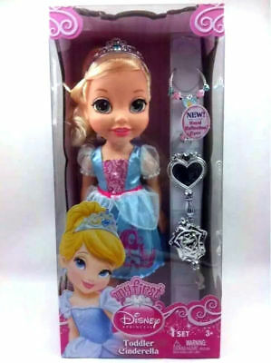 Large 13' My First Disney Princess Toddler Cinderella Action Figures Doll Toy