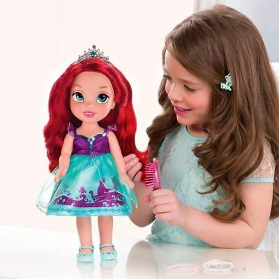 Large 13' My First Disney Princess Toddler Ariel Action Figure Doll Play Set Toy
