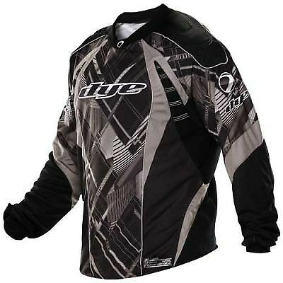 Dye C12 Paintball Jersey Chevron Grey