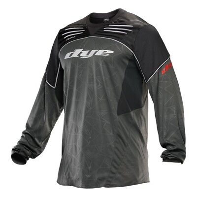 Dye Ultralite Paintball Jersey 2013 - grau