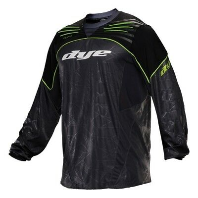 Dye Ultralite Paintball Jersey 2013 - lime