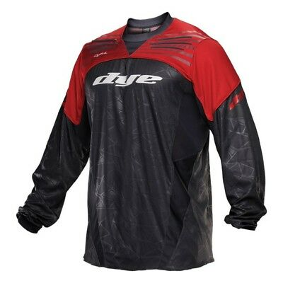 Dye Ultralite Paintball Jersey 2013 - rot