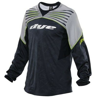 Dye Ultralite Paintball Jersey 2014 - Navy/Light Grey