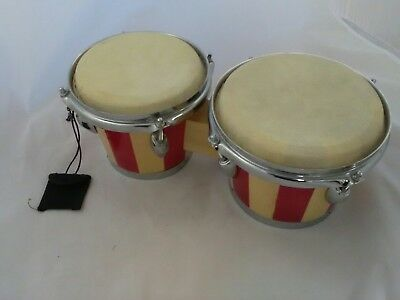 Percussion, Bongo Drums
