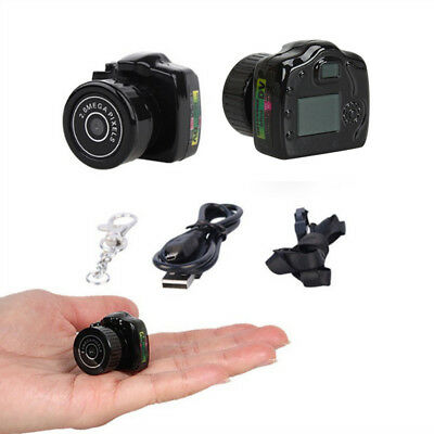 Fashion Mini Camera Kit Camcorder Recorder Video DVR Spy Hidden Pinhole Web Cam