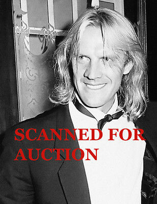ALEXANDER GODUNOV - Very Young! - Terrific, Very Handsome 8x10 BW Photo