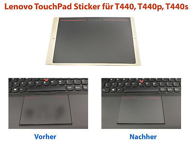 Lenovo ThinkPad Sticker TouchPad Folie NEU TOP für ThinkPad T440s