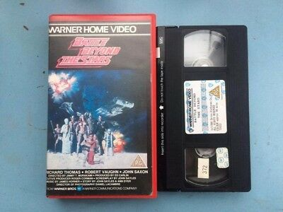 Battle Beyond The Stars VHS 1980 Robert Vaughn Richard Thomas
