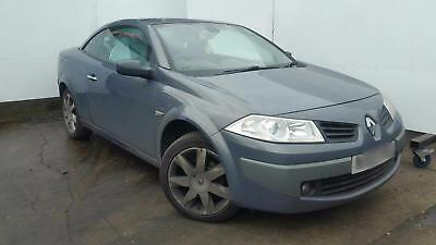 2007 Renault Megane Dynamique DCI Salvage Category N 61436
