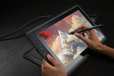 Wacom Cintiq 13hd, Tavoletta grafica - Creative Pen & Touch Display