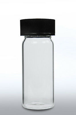 14Ml Clear Squat Form Vial With Cap Pk190