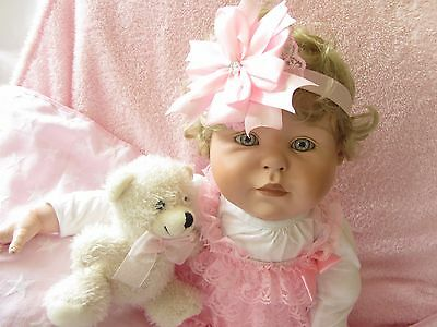 🌸🌸🌸 Gorgeous Reborn Toddler 🌸 Curly Big Baby Girl Aimee  🌸🌸🌸  Ideal Gift