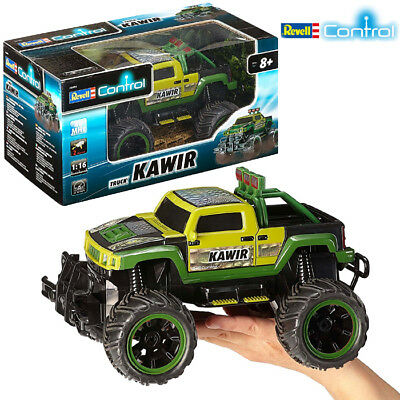 Auto Monster Truck Off Road Rc Radiocomandata Pick Up Kawir Revell Rev24496