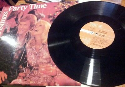 Christmas Party Time Lp! Vinyl Record! Readers Digest! Rds 7001! Charity!