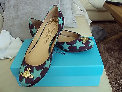 Vivienne Westwood Anglomania HARA ,Ballerinas,size 39 UK  & oryginal box