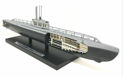 Atlas Editions 1:350 Scale Model Of German Submarine U2540 Nib
