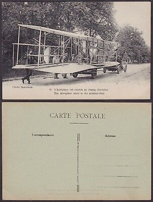 France - Postcard Aviation