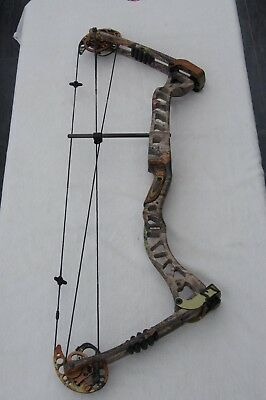 REDHEAD XP-35 COMPOUND BOW (manufactured by HOYT) 50-60LB 75% LET OFF
