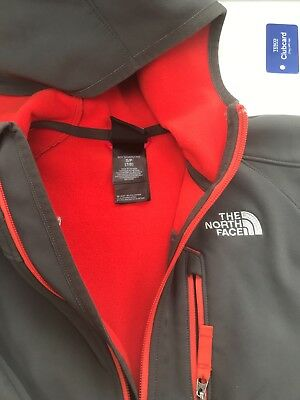 North Face Jackey with fleece lining in mint condition Size S aged 7/8