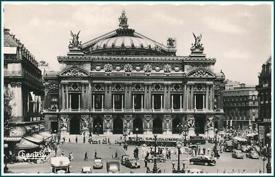 Carte Postale Paris - Place de l'Opéra (#15334)